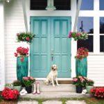 садовые вазоны для цветов варианты фото