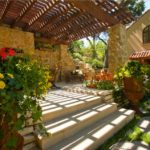 садовые вазоны для цветов фото варианты
