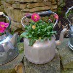 садовые вазоны для цветов идеи