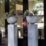 садовые вазоны для цветов идеи варианты