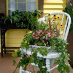 садовые вазоны для цветов идеи вариантов