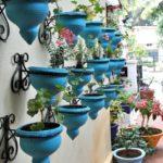 садовые вазоны для цветов виды дизайна