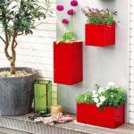 садовые вазоны для цветов варианты дизайна