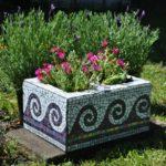 садовые вазоны для цветов фото дизайна