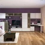 шкаф в гостиной идеи дизайн
