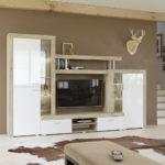 шкаф в гостиной идеи дизайна