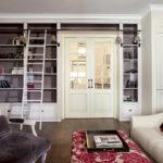 шкаф в гостиной интерьер идеи