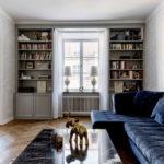 шкаф в гостиной дизайн фото