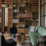 шкаф в гостиной фото дизайн