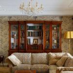 шкаф в гостиной фото дизайна