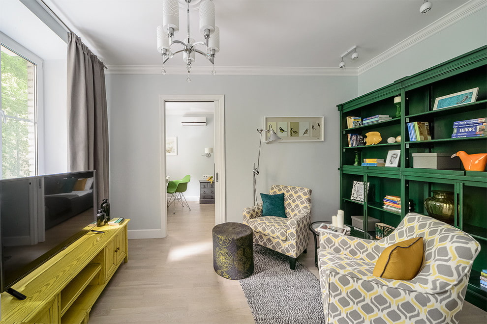 шкаф в гостиную фото дизайна