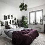 спальня в скандинавском стиле фото оформление