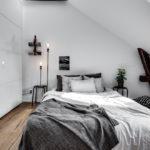 спальня в скандинавском стиле идеи оформление