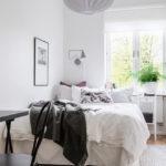 спальня в скандинавском стиле фото вариантов