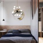 спальня в скандинавском стиле варианты идеи