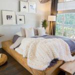 спальня в скандинавском стиле виды декора