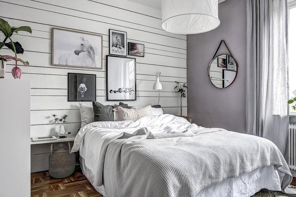 спальня в скандинавском стиле идеи фото