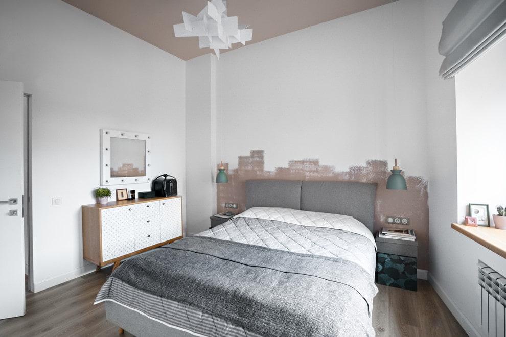 спальня в скандинавском стиле идеи оформления