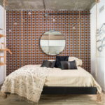 спальня в стиле лофт идеи декор
