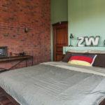 спальня в стиле лофт оформление идеи