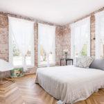 спальня в стиле лофт идеи оформления