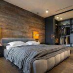 спальня в стиле лофт виды оформления