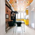 светильники для натяжных потолков идеи варианты