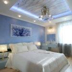 светильники для натяжных потолков варианты фото