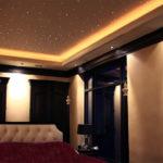 светильники для натяжных потолков дизайн фото