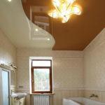 светильники для натяжных потолков виды фото