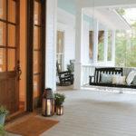 терраса и веранда в частном доме дизайн идеи