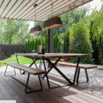 терраса и веранда в частном доме идеи дизайн