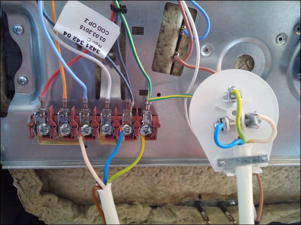 подключение электроплиты