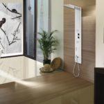 тропический душ для ванной декор