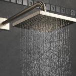 тропический душ для ванной интерьер идеи