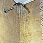 тропический душ для ванной идеи интерьера