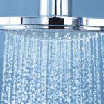 тропический душ для ванной фото оформление
