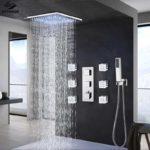 тропический душ для ванной варианты фото