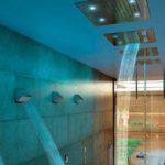 тропический душ для ванной фото вариантов