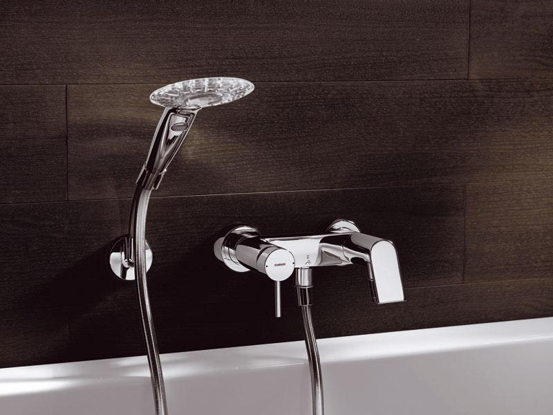 тропический душ для ванной со смесителем