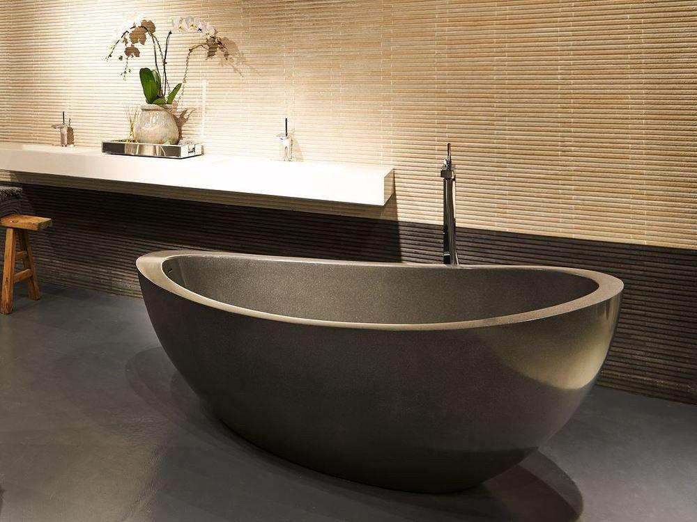 ванна из литьевого мрамора дизайн