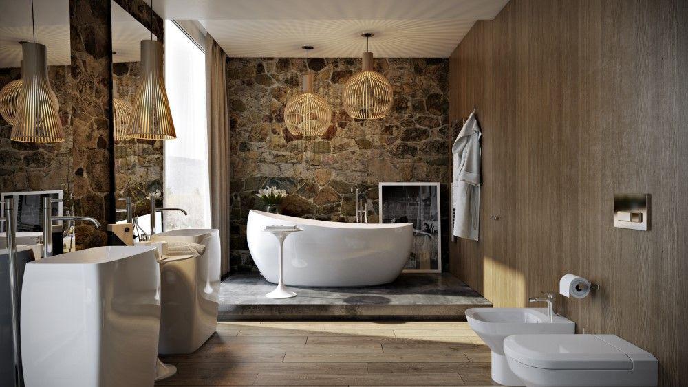 ванна из литьевого мрамора идеи фото