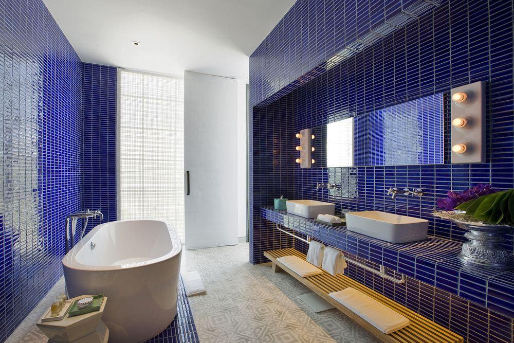 ванна из литьевого мрамора овальная