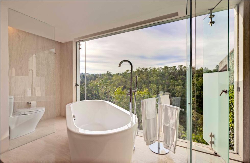 ванна из литьевого мрамора стандартная