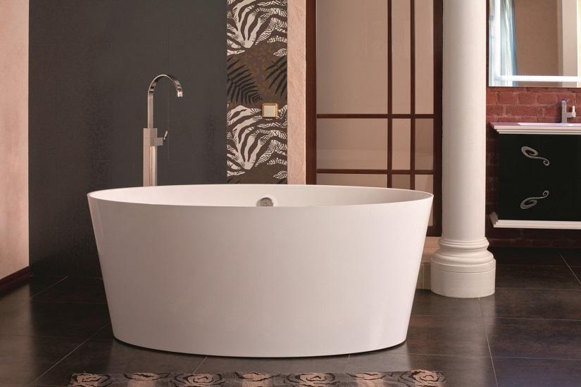 ванна из литьевого мрамора варианты
