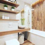 ванная комната в белом цвете идеи оформление