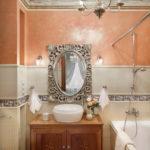 ванная комната в классическом стиле идеи дизайна
