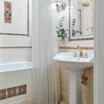 ванная комната в классическом стиле фото декор