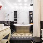 ванная комната в классическом стиле декор идеи