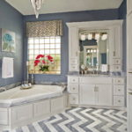 ванная комната в классическом стиле фото